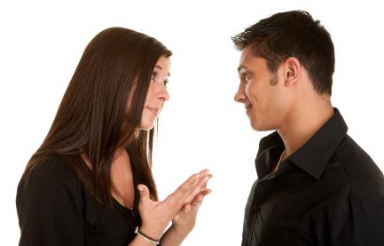 Tips untuk perbaiki komunikasi dengan partner anda.