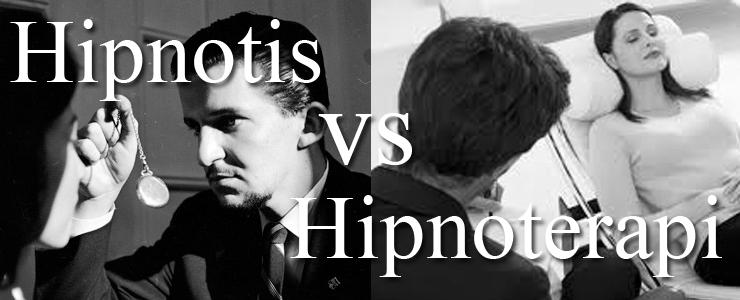 Hipnotis vs Hipnoterapi