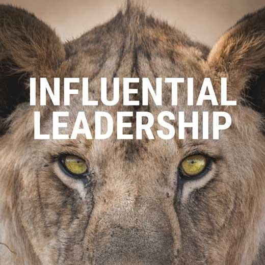 Influential Leadership Training