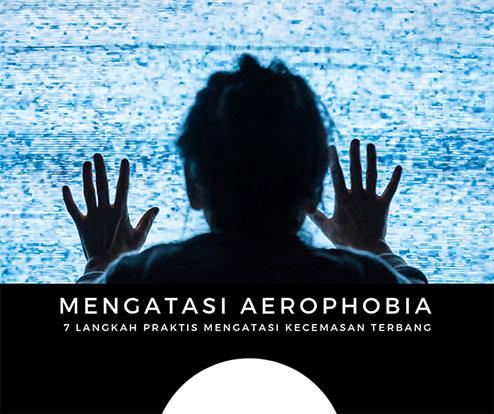 "Mengatasi Aerophobia / Aviophobia : 7 Langkah Praktis Mengatasi Kecemasan Terbang (atau Kecemasan Lain) dengan Teknik ""Anchoring"""