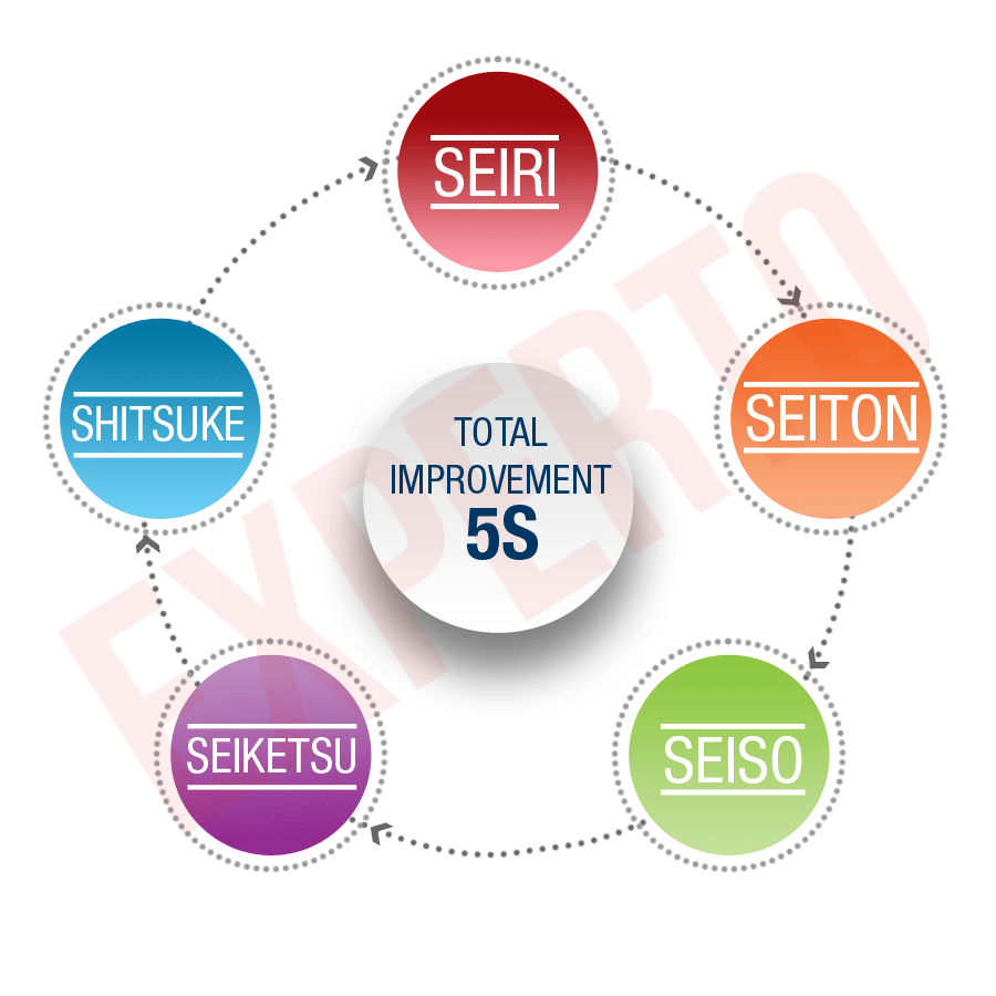 total 5s-experto